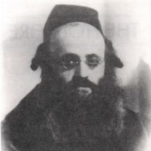 Kalonymus Kalman Shapira Piasetzener Rebbe