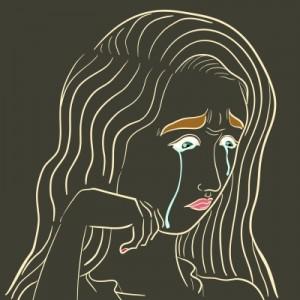 Cry-Face-by-holohololand